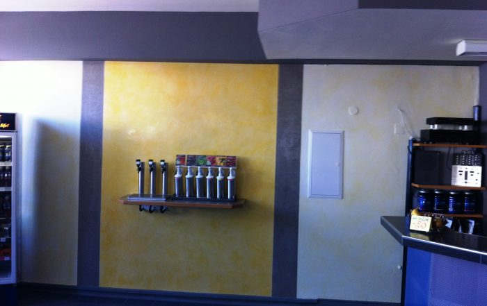 Innenraumgestaltung Bar